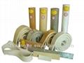 aluminium extrusion roller