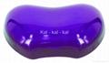 超可爱透明硅胶鼠标护腕垫