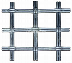 double wire screen