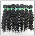 hotsale virgin malaysian hair extension