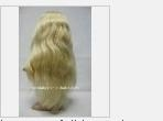 Color 613# full lace wig body wave color 613#/human hair 1