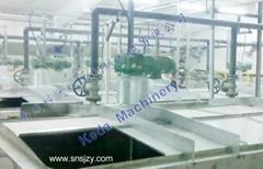 gelatine extraction system