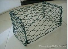 包塑石籠網