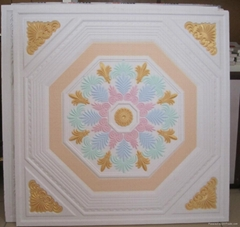 gypsum fiber ceiling tiles