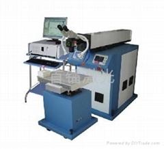 激光锡焊接机激光雕