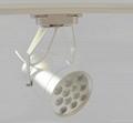 12W LED軌道燈