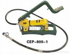 Foot operated Hydraulic pedal pump CEP-800-1