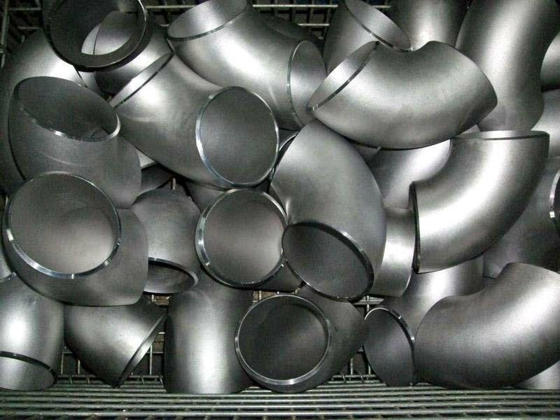 Carbon steel butt welded pipe fittings quot to