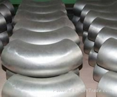 Carbon Steel BW 180DEG 90 DEG 45DEG STD Elbow