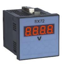 SX72-V*SX72-A   交流電壓