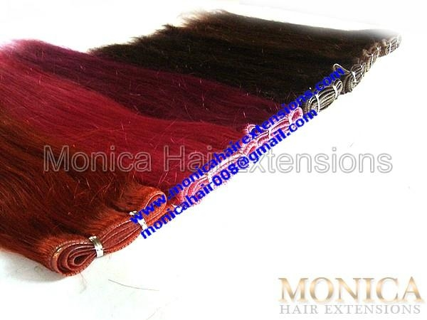 Skin Weft Hair Extensions 1