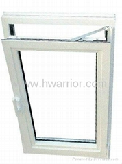 Thermal Break Broken Bridge Aluminum Windows