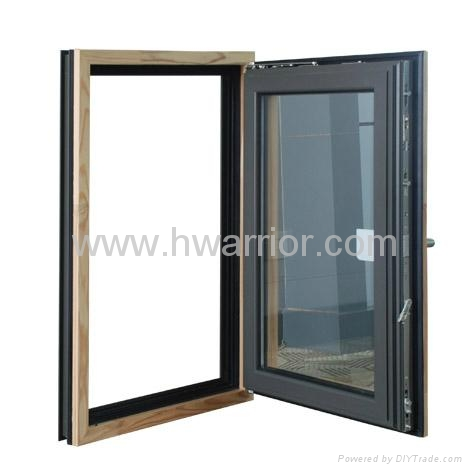 Aluminum Doors Amp Windows Hw 002 Hwarrior China