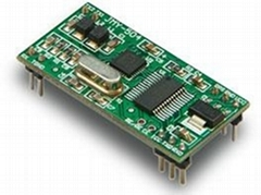 sell ISO14443 HF RFID Module 4 wires antenna IIC&UART