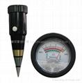 Soil acid-base balance instrument