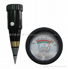 Soil acid-base balance instrument