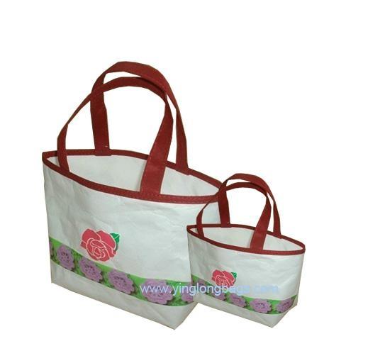 Laminated non woven bags  1