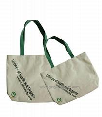 Canvas/cotton bags