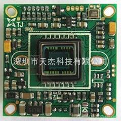 1/3索尼 EFFIO-E 32*32板700TVL CCD