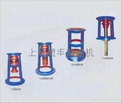 立式摆线针轮减速机机架