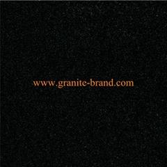 Mongolia Black Granite tiles slabs