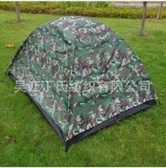 防水印花帐篷布