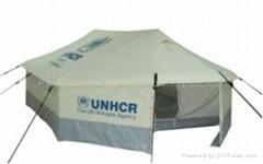 Family tent for Refugee, Disaster, Emergency