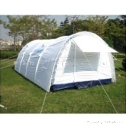 Tunnel Refugee Tent 1