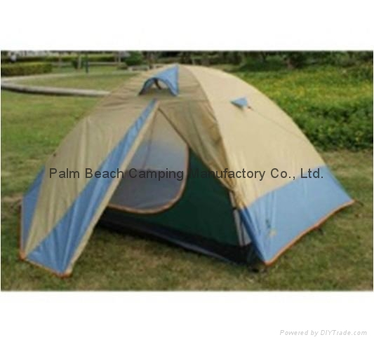 Double Layer Camping Tent 1