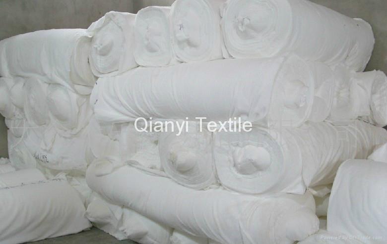 Polyester Grey Fabric 1