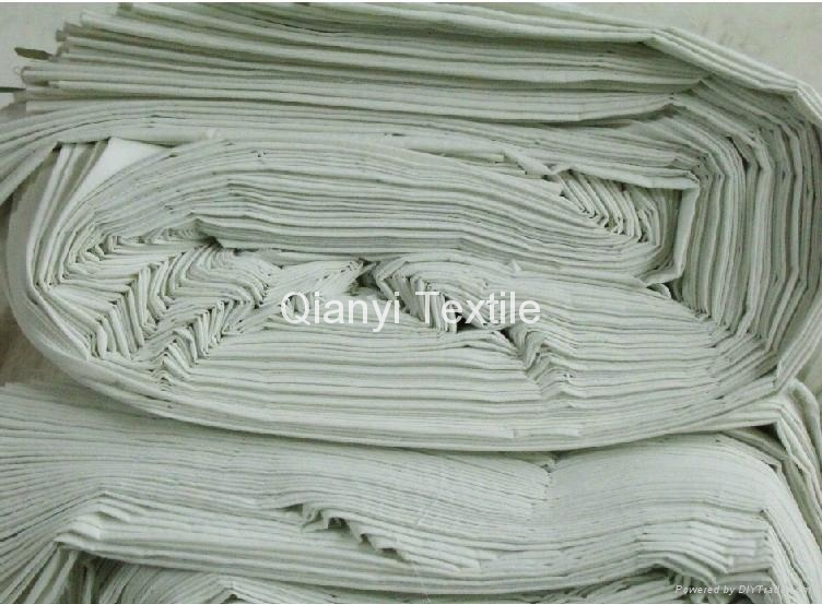 Polyester Grey Fabric 2