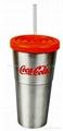 brand new cocacola travel mugs