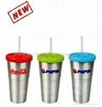 brand new cocacola travel mugs 2