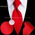 New styles TOP quality silk men's ties formal men necktie cravat men tie Stripe