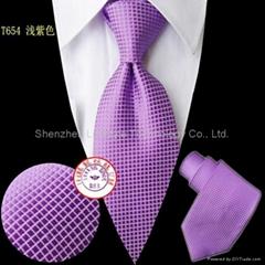 Wholesale - Hot sale 20 colors men's ties men's women's ties