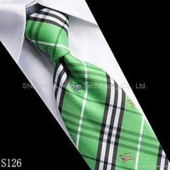 New Mens Skinny Solid Color Plain Tie Necktie