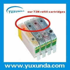 new type compatible refill ink cartridge for epson new model xp series with our