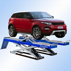 wheel alignment scissor lift with CE certificate