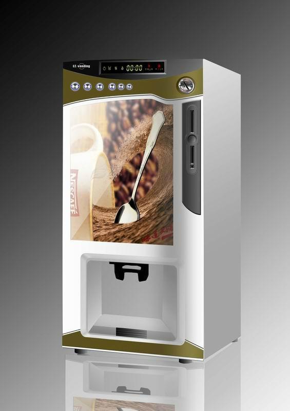 Table Top Coffee Vending Machine 1
