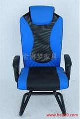 山东滨州网吧桌椅生产