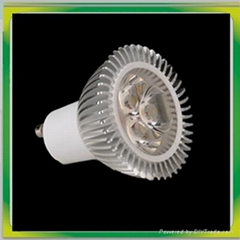 TOLO Decorative lighting warm white led spot light GU10 AC220V