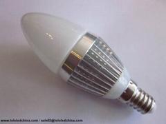 LED global bulb light E14 high lumen decorative lighting