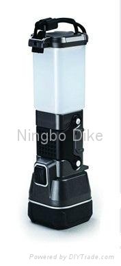 LED torch, Camping light 2