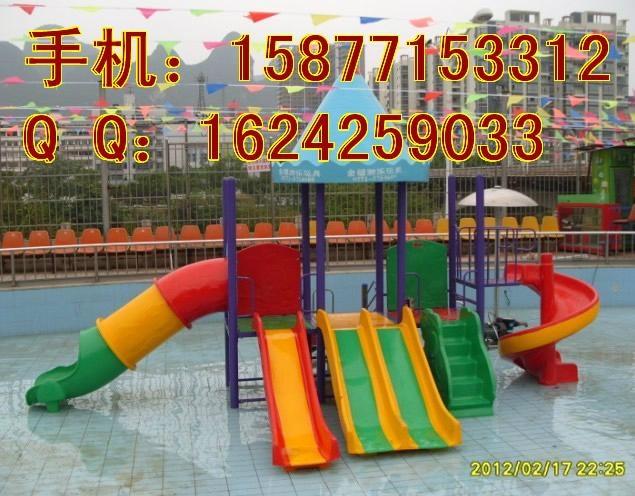 扶绥幼儿园滑梯厂家 5