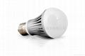 6W LED貼片球泡燈(鑄鋁)