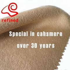 100% Cashmere Cashmere Fabric RN451 for 450g/m