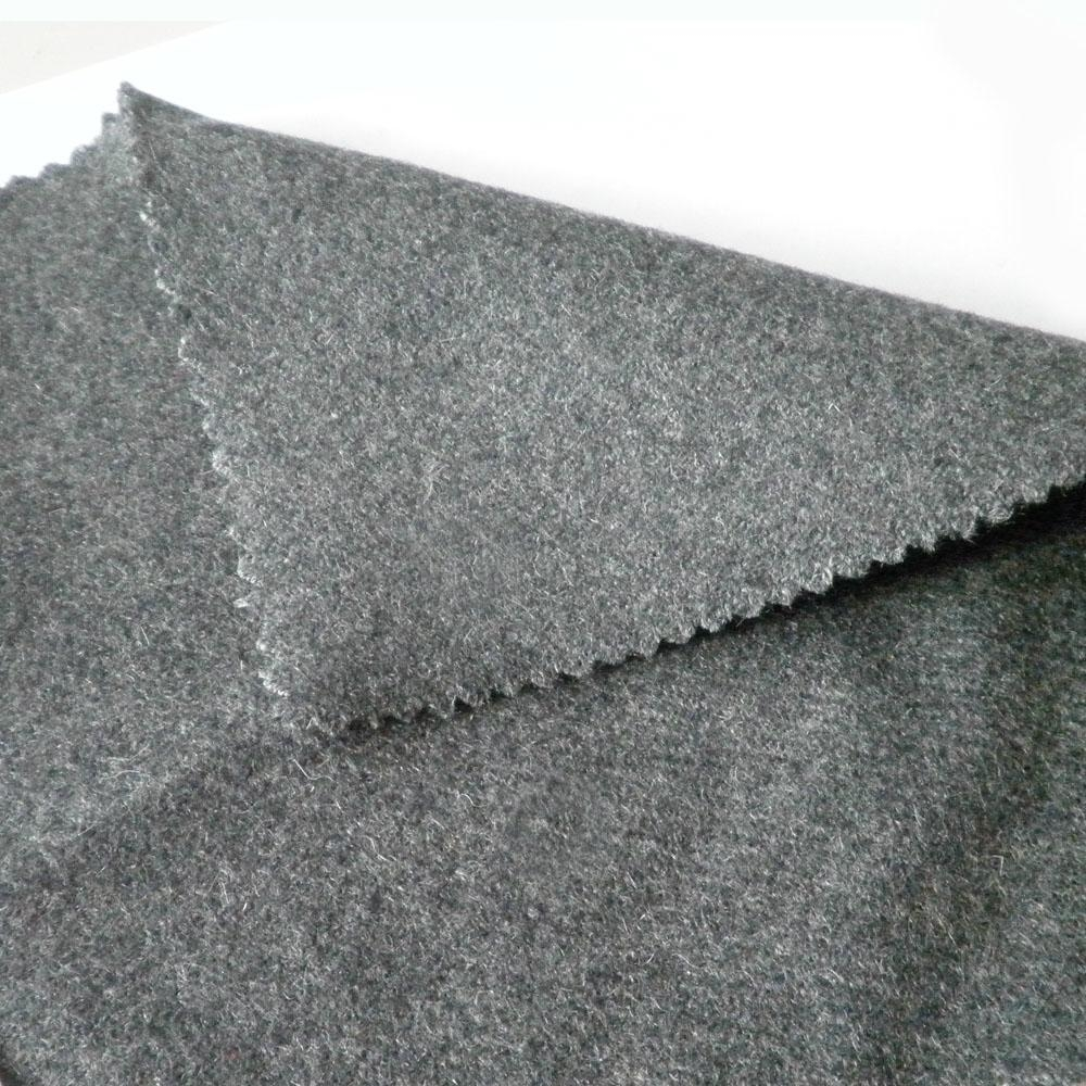 10% Cashmere + 90% Sheep wool Cashmere Fabric RA111 for 450g/m 1