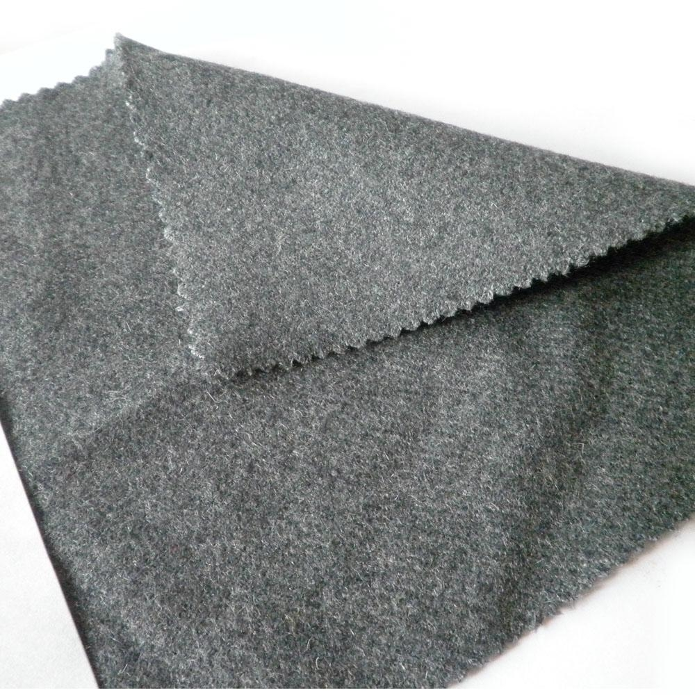10% Cashmere + 90% Sheep wool Cashmere Fabric RA111 for 450g/m 3