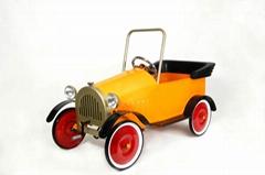 Henry pedal car