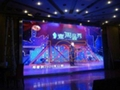 PH4 RGB Indoor Stage LED Screens with Thickness 8cm for TV Stations 2